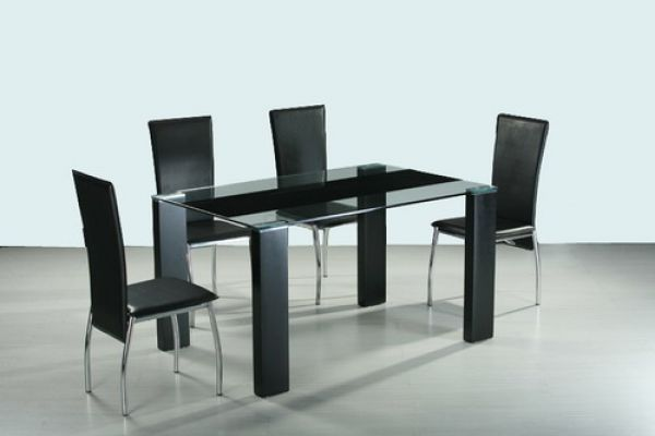 glass dining room set dining room sets dining table and chairs dining