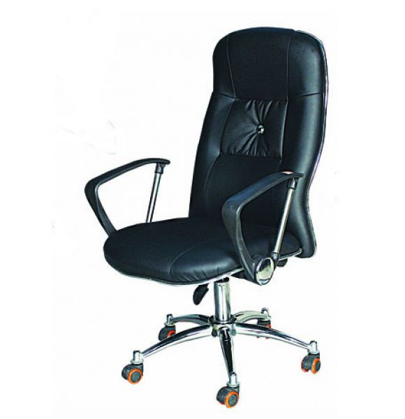 Leather Swivel Office Chairs
