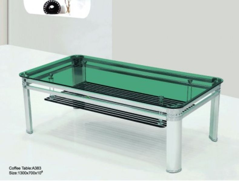 glass coffee table model no a383 detailed product description glass