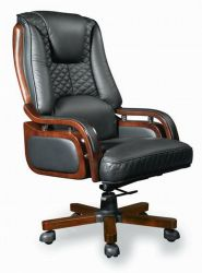 Chair Leather Office Uk