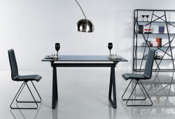Stainless Frame Dinning Table
